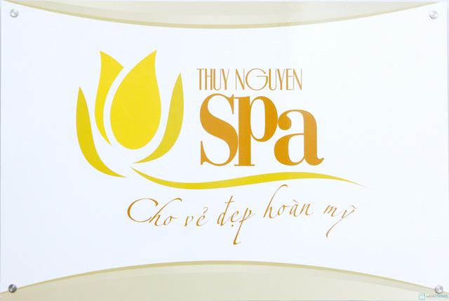 Sạch mụn, se khít lỗ chân lông VitaminC + Oxy tươi nguyên chất tạiThủy Nguyễn Spa - 18