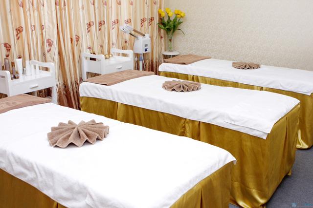 Sạch mụn, se khít lỗ chân lông VitaminC + Oxy tươi nguyên chất tạiThủy Nguyễn Spa - 13