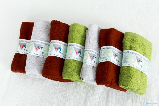 7 khăn mặt kháng khuẩn Thái Lan - 1