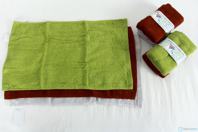 7 khăn mặt kháng khuẩn Thái Lan - 2