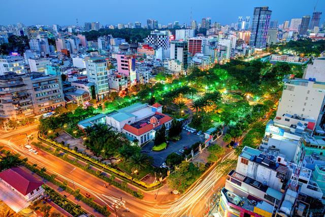 Khách sạn Lafelix Sài Gòn 3 Sao - Cạnh công viên 23/9 - Trung tâm Q.1 - 1