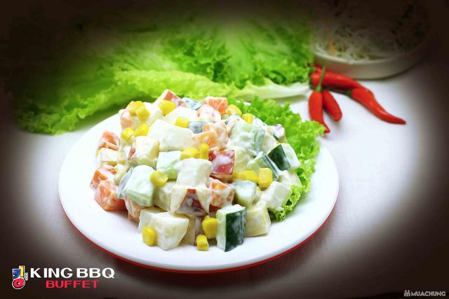 Buffet Nhà Hàng King BBQ Buffet - 2CN Trung Hòa Và Lotte Mart - 8