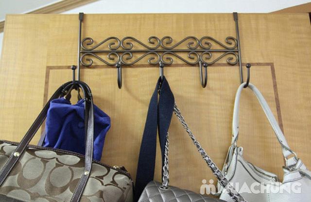 Móc áo treo cửa tiện dụng cho mọi gia đình - 5