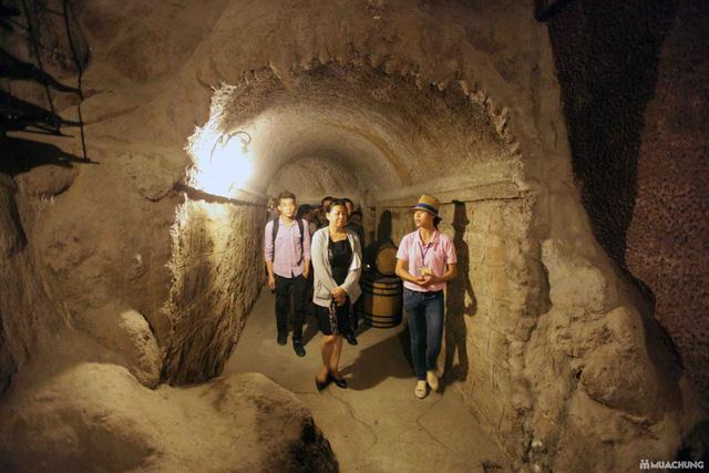 Tour du ngoạn Bà Nà - Núi Chúa 01 ngày do Công ty Vitours tổ chức - 2