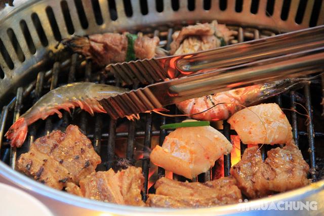 Buffet lẩu nướng không khói BBQ Garden - 6