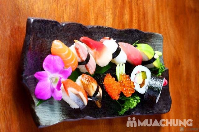 Thỏa thích thưởng thức ẩm thực Nhật Bản tại nhà hàng Shinbashi - 16