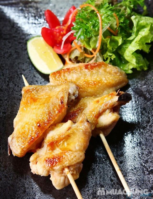 Thỏa thích thưởng thức ẩm thực Nhật Bản tại nhà hàng Shinbashi - 12