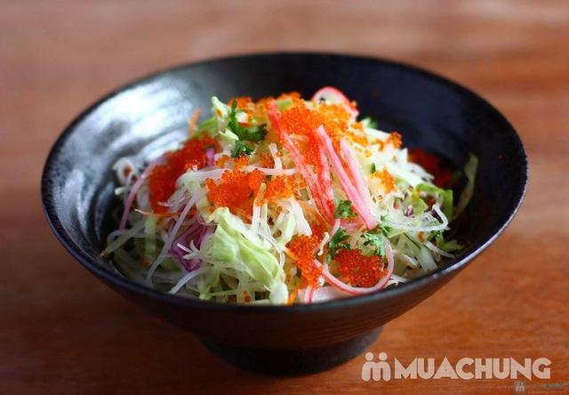 Thỏa thích thưởng thức ẩm thực Nhật Bản tại nhà hàng Shinbashi - 13