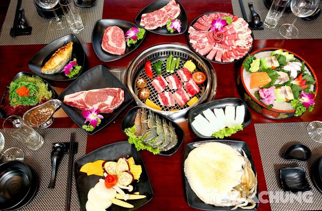 Buffet lẩu và nướng nhà hàng Mishagi - 1
