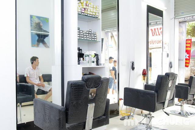 Trọn gói làm tóc đẹp tại Salon