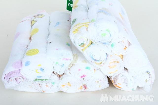 Khăn sữa xuất Nhật 16 chiếc - 4