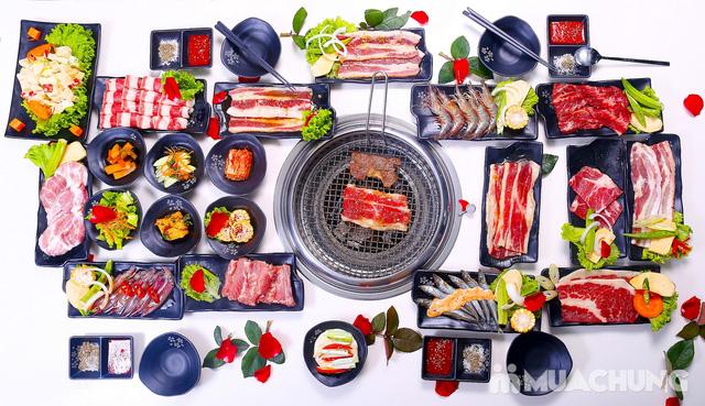 Thỏa thích ăn lẩu nướng Busan Hàn quốc - 1