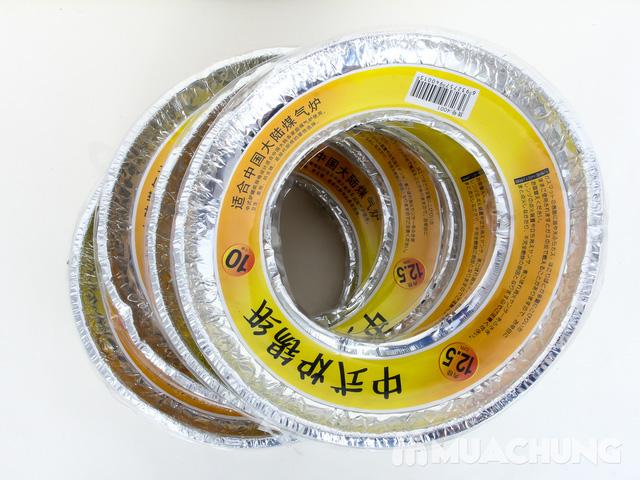 50 giấy bạc lót bếp ga bảo vệ bếp nhà bạn khỏi dầu, bụi - 8