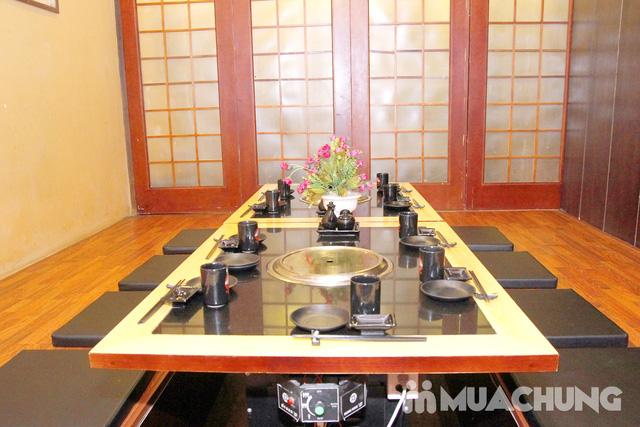 Buffet nướng không khói Shiki BBQ - 5