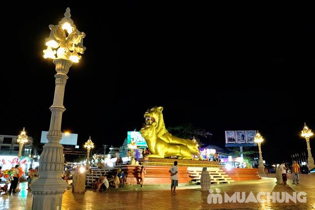 Tour Phnom Pênh - Sihanouk Ville - Đảo Thiên Đường Koh Rong 3N2Đ - 20