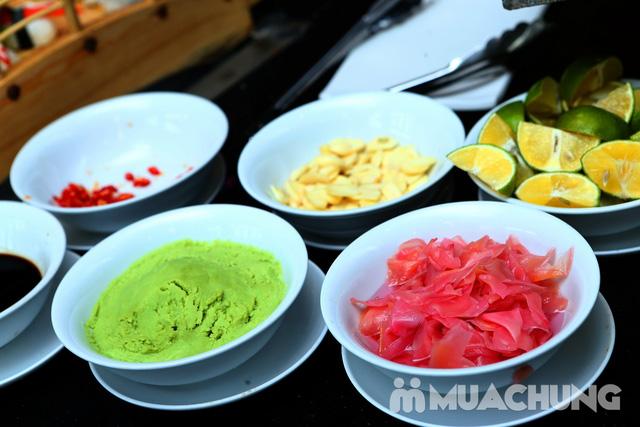 Thỏa thích ăn buffet cao cấp ngắm Hồ Gươm - 31