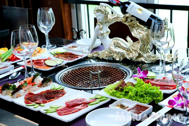 Thỏa thích ăn buffet cao cấp ngắm Hồ Gươm - 2