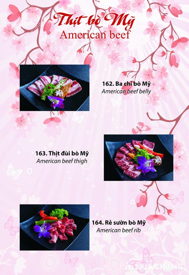 Buffet nướng & Sushi cao cấp Shiki BBQ - 5
