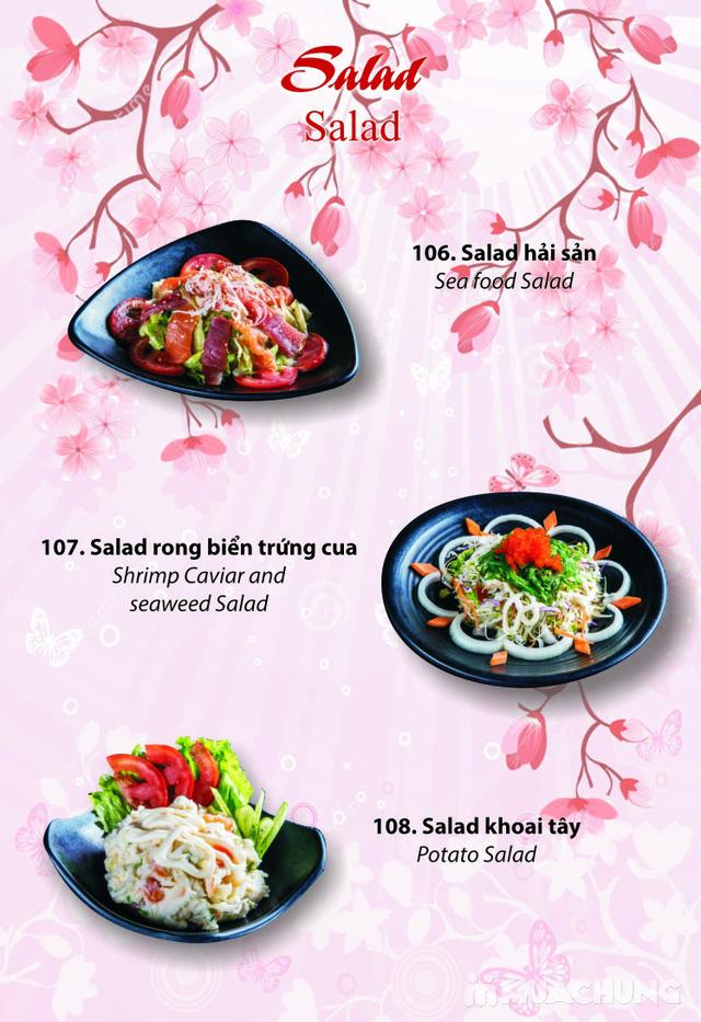 Buffet nướng & Sushi cao cấp Shiki BBQ - 1