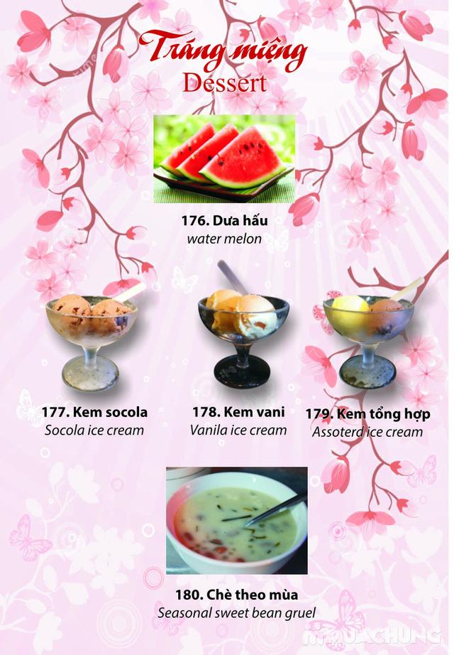 Buffet nướng & Sushi cao cấp Shiki BBQ - 8