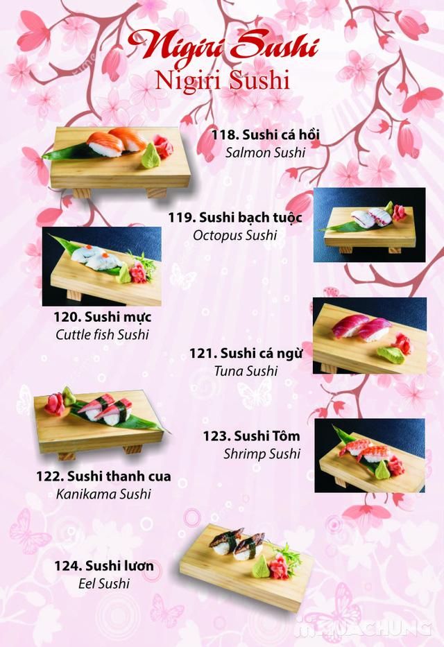 Buffet nướng & Sushi cao cấp Shiki BBQ - 4