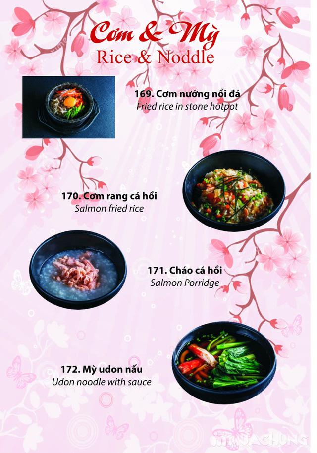 Buffet nướng & Sushi cao cấp Shiki BBQ - 7