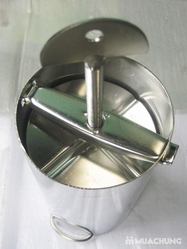 Khuôn làm giò bằng inox loại 2kg - 7