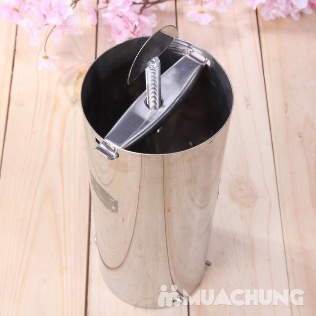 Khuôn làm giò bằng inox loại 2kg - 2