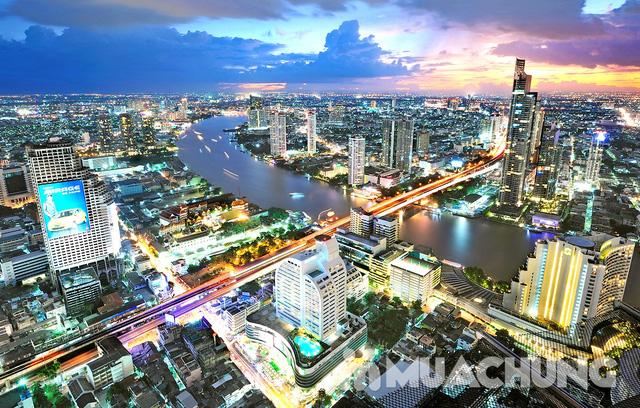 Tour khám phá xứ sở Chùa Vàng Thái Lan 5 ngày 4 đêm - Bay hàng không 5 sao, nghỉ khách sạn 4 sao - 2