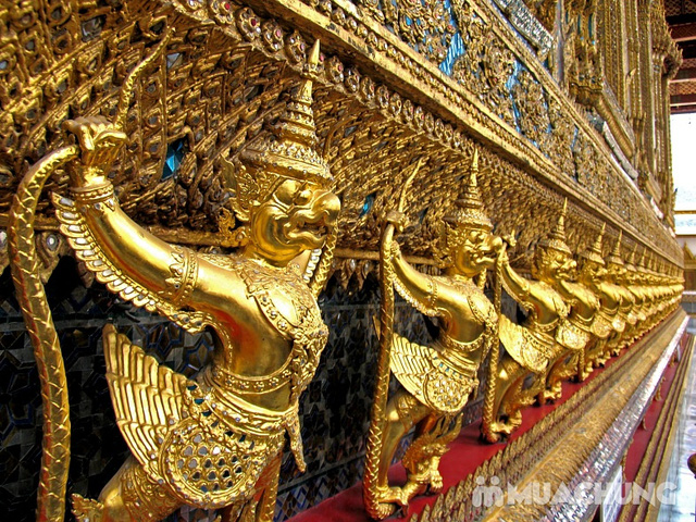 Tour khám phá xứ sở Chùa Vàng Thái Lan 5 ngày 4 đêm - Bay hàng không 5 sao, nghỉ khách sạn 4 sao - 4