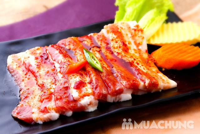 Buffet lẩu nướng Busan cao cấp - 4