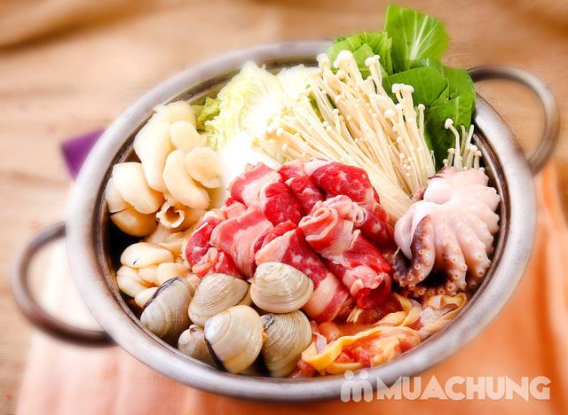 Buffet lẩu nướng Busan cao cấp - 21