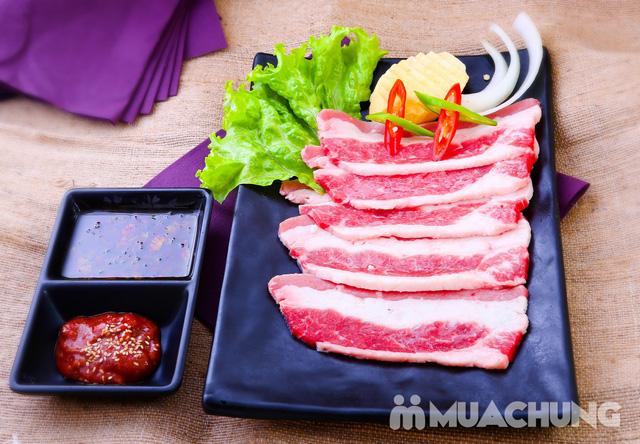 Buffet lẩu nướng Busan cao cấp - 9