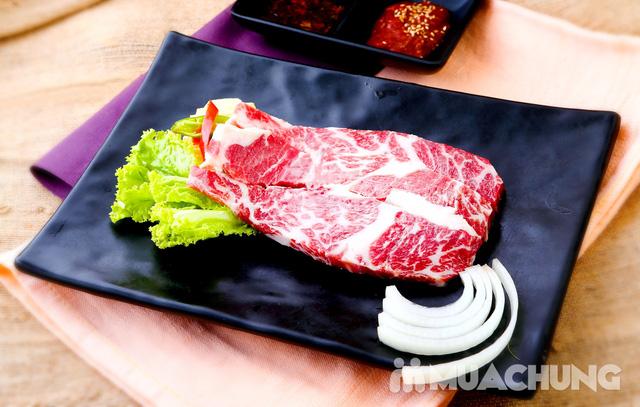 Buffet lẩu nướng Busan cao cấp - 1