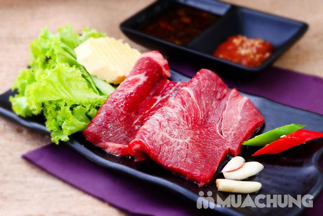 Buffet lẩu nướng Busan cao cấp - 5