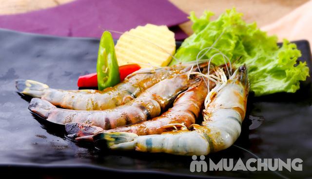 Buffet lẩu nướng Busan cao cấp - 18