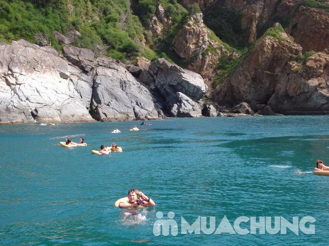 Du lịch 4 đảo nổi tiếng ở Nha Trang bằng tàu - 3