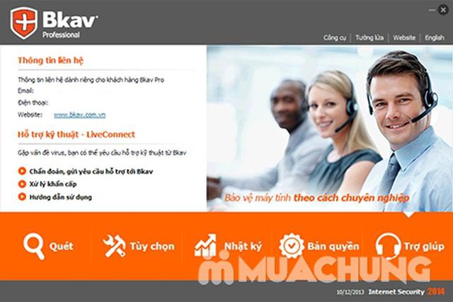 Phần mềm diệt Virus BKAV PRO INTERNET SECURITY - 4