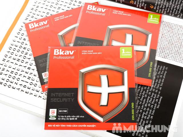 Phần mềm diệt Virus BKAV PRO INTERNET SECURITY - 2