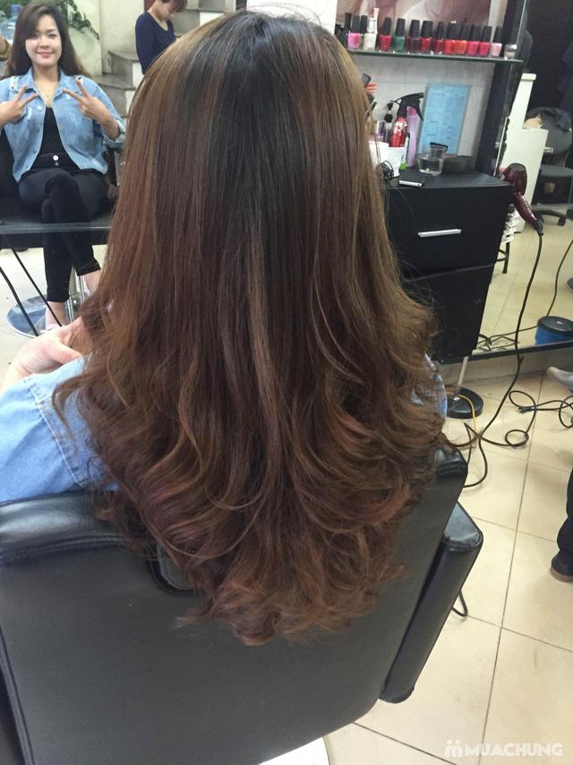 Làm tóc đẹp như sao tai Nhung Hair Salon & Spa - 10