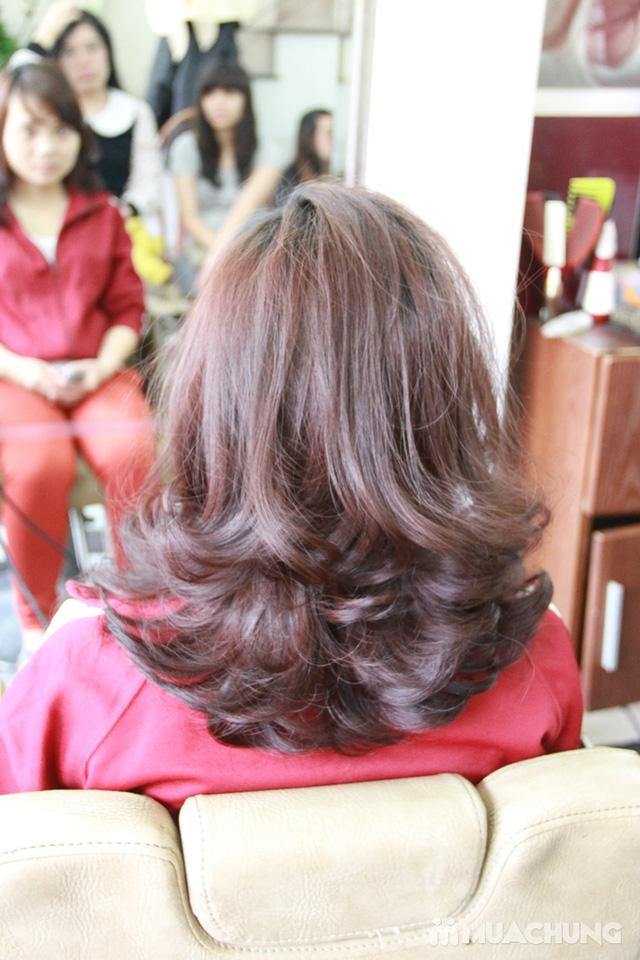 Làm tóc đẹp như sao tai Nhung Hair Salon & Spa - 1