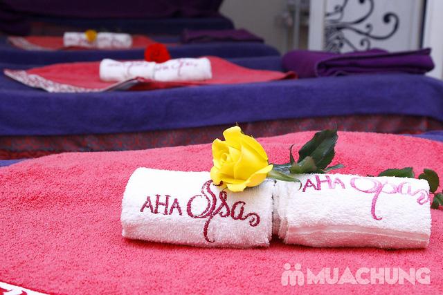 Chăm sóc da mặt, massage body 120 phút - AHA Spa - 25