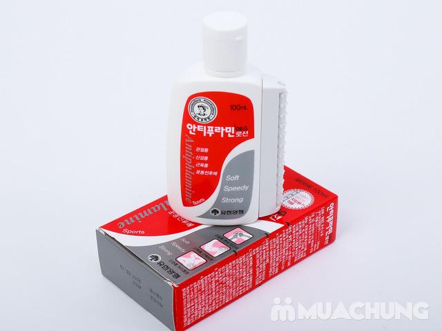 Dầu nóng xoa bóp Antiphlamine Hàn Quốc (100ml)  - 4