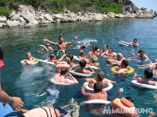 Tour du ngoạn 4 đảo kết hợp lặn biển Nha Trang - 15