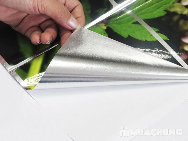3 giấy dán bếp cách nhiệt loại to 60cm x 90cm - 1