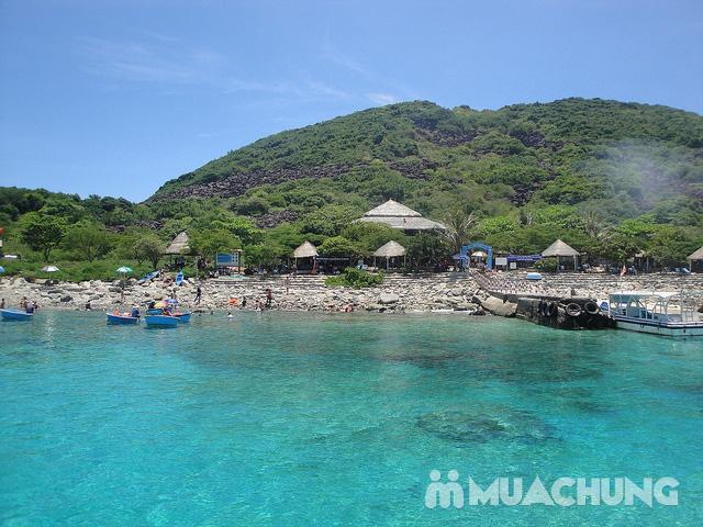 Tour du ngoạn 4 đảo kết hợp lặn biển Nha Trang - 24