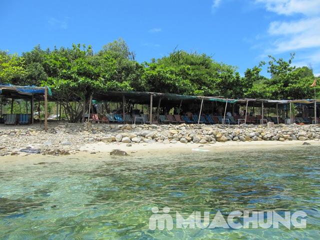 Tour du ngoạn 4 đảo kết hợp lặn biển Nha Trang - 23