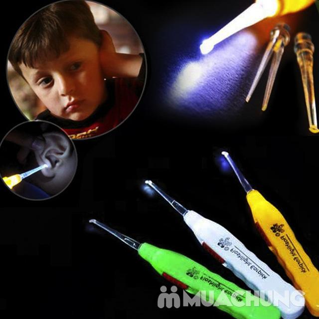 3 Dụng cụ lấy ráy tai có đèn có hộp (chống mất) - 1