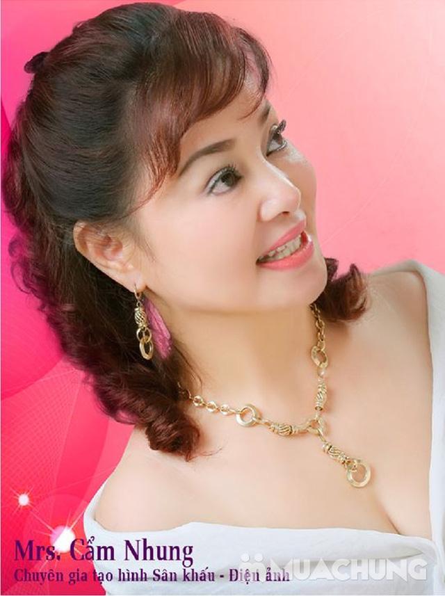Phun thêu tán bột Hàn Quốc - Hoàn hảo từng chi tiết tại Thẩm mỹ Nhung Sài Gòn - 2