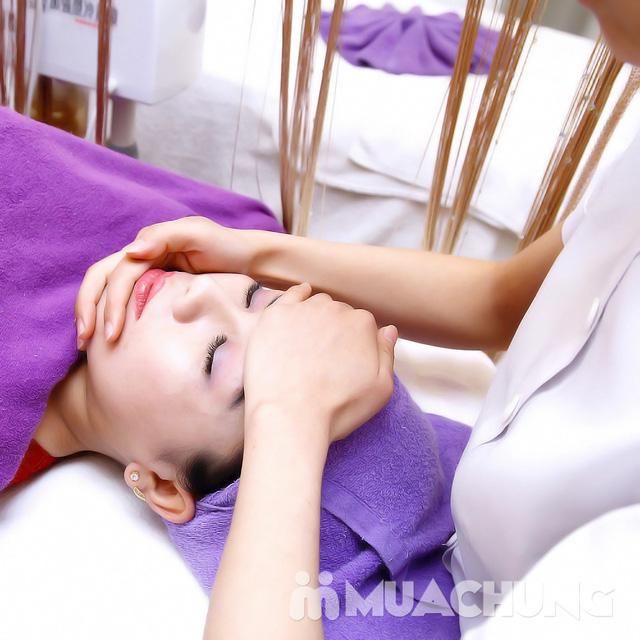 Chăm sóc da mặt trắng sáng bằng mặt nạ thuốc bắc tại Kenna Spa - 2